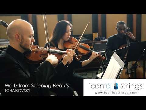 """iconiQ Strings - Waltz from """"Sleeping Beauty,"""" Tchaikovsky"""