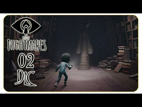 Gruselkabinett #02 Little Nightmares DLC - The Residence - Let's Play