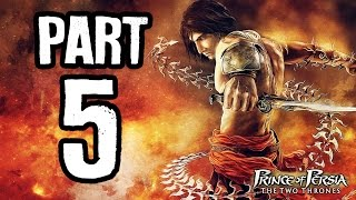 ► Prince of Persia: Two Thrones | #5 | Schíza! | CZ Lets Play / Gameplay [1080p] [PC]