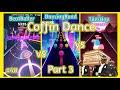 BeatRoller VS DancingRoad VS Tiles Hop - Coffin Dance. V Gamer!