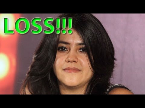Ekta Kapoor To Shut Down Film Bussiness | Bollywood News
