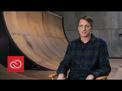 Tony Hawk: What You Won't Learn in School   Adobe Creative Cloud
