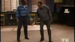 sandman simms vs bill cosby tap dance contest