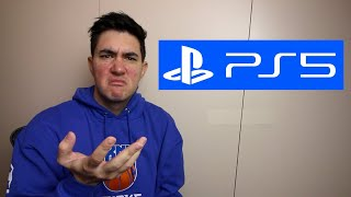 Playstation Made A Big Mistake...  Ps5
