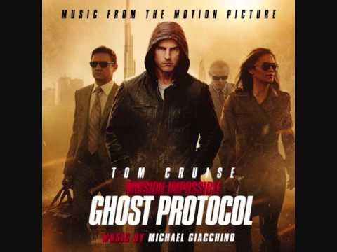 Mission Impossible: Ghost Protocol Soundtrack - 21. Putting the Miss In Mission