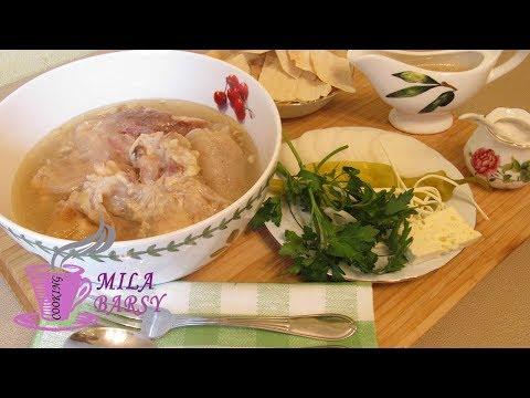 Хаш 🎄 Блюдо из армянской кухни 🎄Հայկական ավանդական