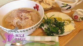 """Хаш 🎄 Блюдо из армянской кухни 🎄Հայկական ավանդական """"Խաշ"""" 🎄 Hash dish of Armenian cuisine"""