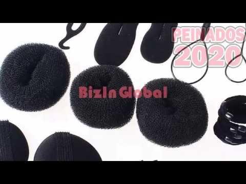 Perfecto accesorios para hacer peinados Colección De Cortes De Pelo Ideas - accesorios para peinados - YouTube