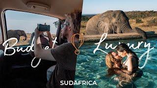 Safari in Sudafrica: LUSSO o ECONOMICO? 🐘