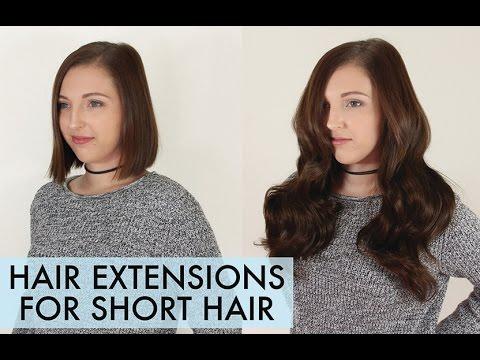 How to apply hair extensions to short hair zala hair youtube how to apply hair extensions to short hair zala hair pmusecretfo Images