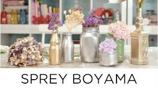 Ferhan ile Sprey Boyama | Derya Baykal
