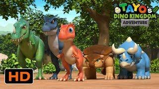 Tayo Dino Kingdom Adventure Theme Song l Tayo Songs & Titipo Songs