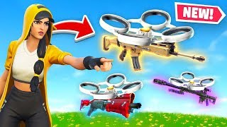 NEW Loot Supply Drones In Fortnite
