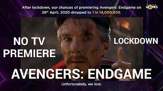 Avengers Endgame World TV Premiere Delayed Star Movies   Lockdown   Mary Poppins Returns  