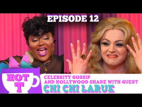 Tammie Brown & TS Madison on HOT T! Celebrity Gossip & Hollywood Shade Season 3, Episode 12