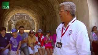 Recorrido histórico en el Fuerte de San Juan de Ulúa, Veracruz