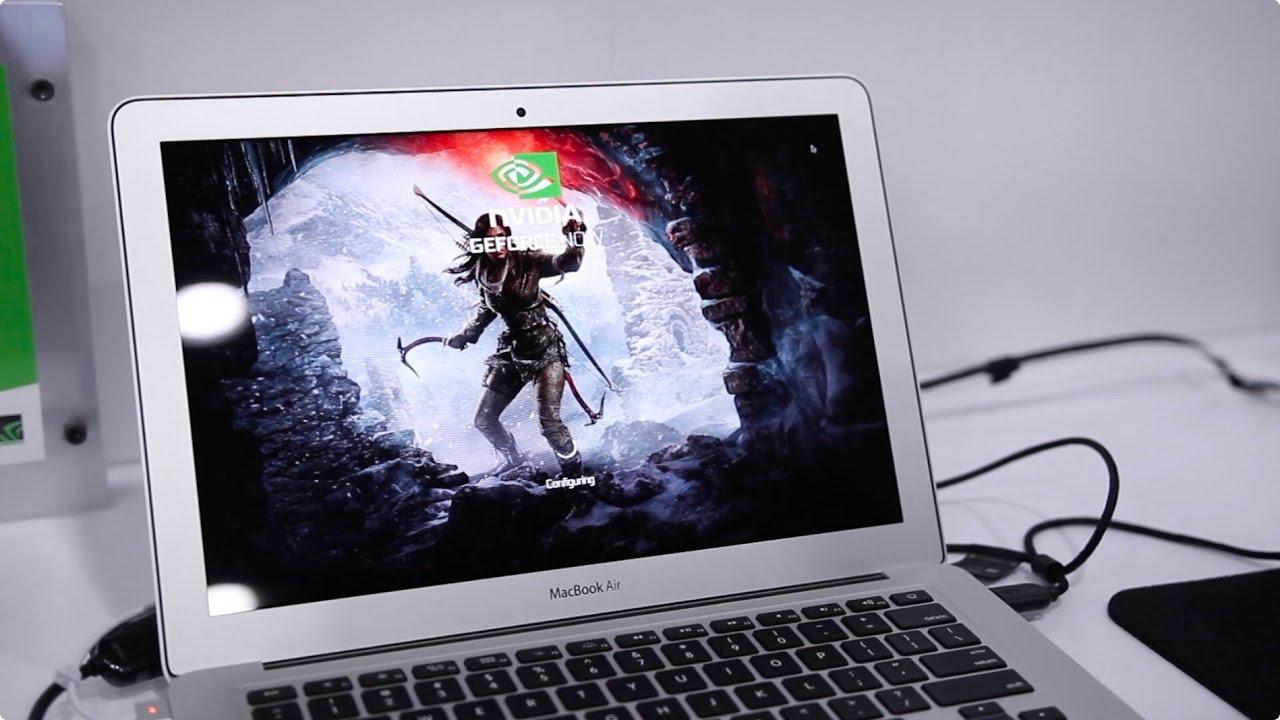 Nvidia ra mắt GeForce Now phiên bản Beta dành cho Mac tại Bắc Mỹ