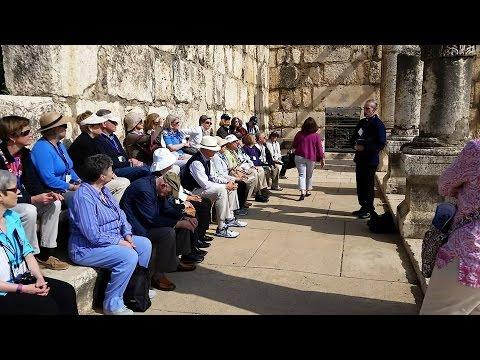 America Media's Virtual Pilgrimage DAY 1: Capernaum & Sea of Galilee
