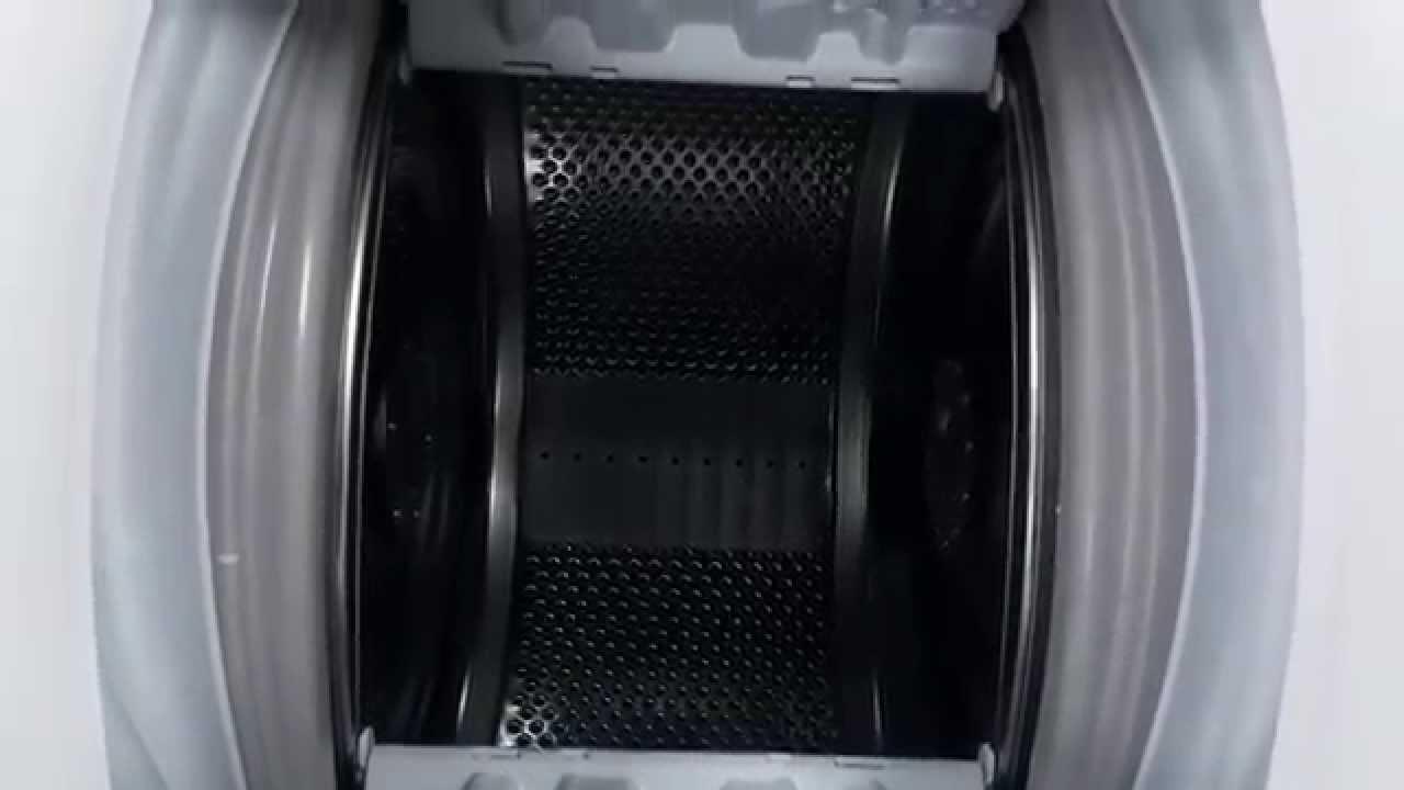 Masina de spalat Electrolux EWT1264ERW - video