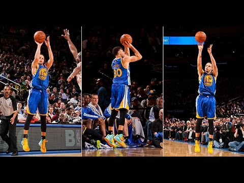 NBA's Best Shooters Shooting Form (Slow Motion) HD - YouTube