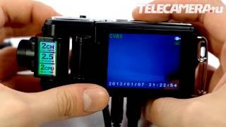 Обзор видеорегистратора SUBINI DVR-HD219