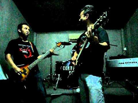 Memories Jamming - Karl Cromok & Friend At Kampung Bukit Tok Beng..