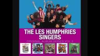 The Les Humphries Singers - Original Album Series Vol 2 (Box-Set)