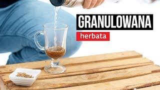 Herbata granulowana instant (napój herbaciany rozpuszczalny). Czajnikowy.pl