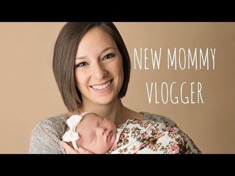 NEW MOMMY VLOGGER! | NEW MOM | ARMY WIFE | DOG MOM | STAY AT HOME MOM |