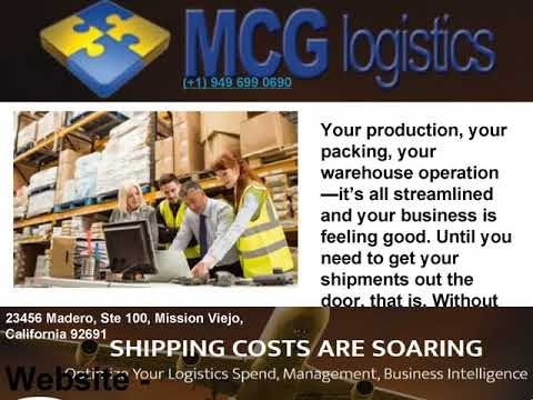 Freight shipping costs negotiation