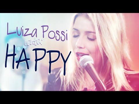 Luiza Possi - Happy Pharrell Williams  LAB LP