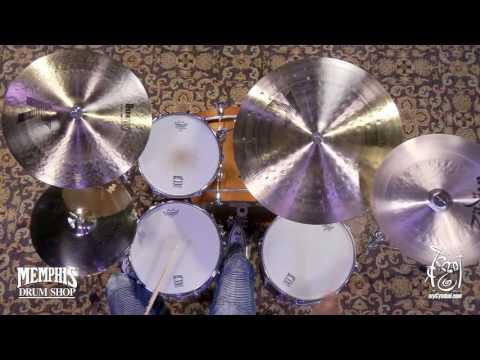 """Zildjian 17"""" K China Cymbal - 1031g (K0883-1030617UU)"""