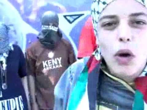 Le front de la haine - Keny Arkana