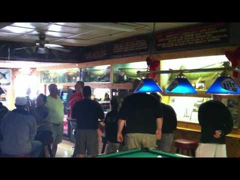 Moccasin Bar, Hayward, WI 2012