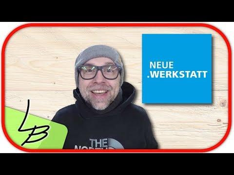 Livestream mit Robert von Neue Werkstatt! Das wird ein Fest