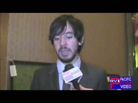 Alfred Hsing interviews Linkin Park Fort Minor man Mike Shinoda