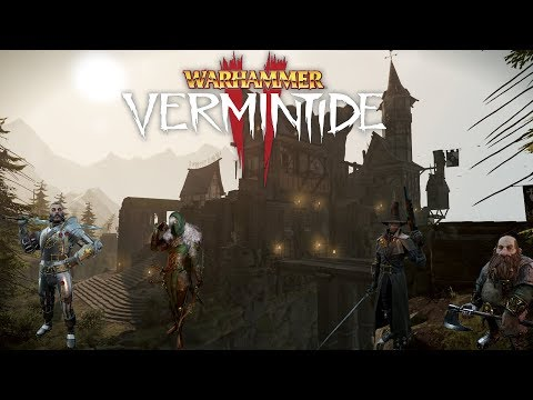 No Books | Warhammer: End Times - Vermintide 12/26 (With Friends)