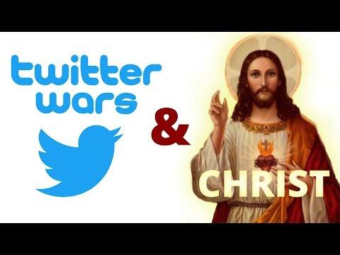 The Vortex—Twitter Wars & Christ