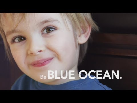 Be Inspired. Be Blue Ocean. Make a BLUE OCEAN SHIFT.