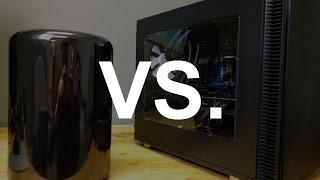 $2,000 Custom PC vs $4,000 Mac Pro