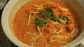 How To Make Butter Chicken | Murgh Makhani Chicken Recipe
