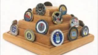 Challenge Coin Display Cases,  Buy Military Challenge Coin Display Cases