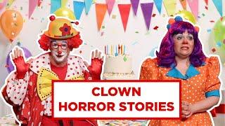 Clowns Reveal Their Horror Stories