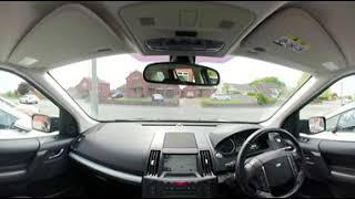 360° All Round Interior View of a Land Rover Freelander 2 2 2 TD4 XS 4X4 5dr MV60XVK