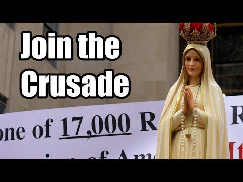 17,000 Public Rosary Rallies Break Secularist Death Grip on America