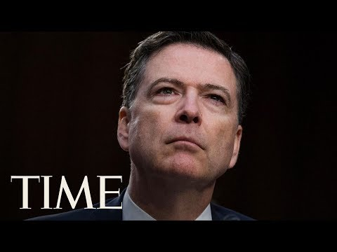 Here Are All Of The Things Former FBI Director James Comey Said He Couldn't Talk About | TIME