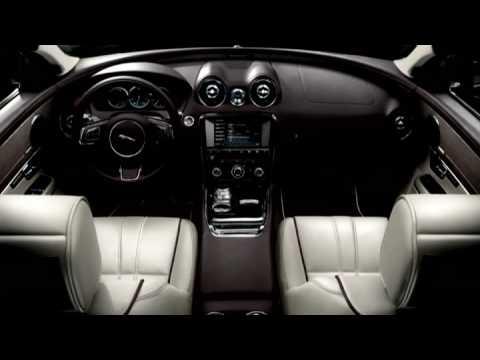 new jaguar xj 2010 interior youtube. Black Bedroom Furniture Sets. Home Design Ideas