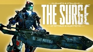The Surge: Science-Fiction Souls-Like! (Preview)