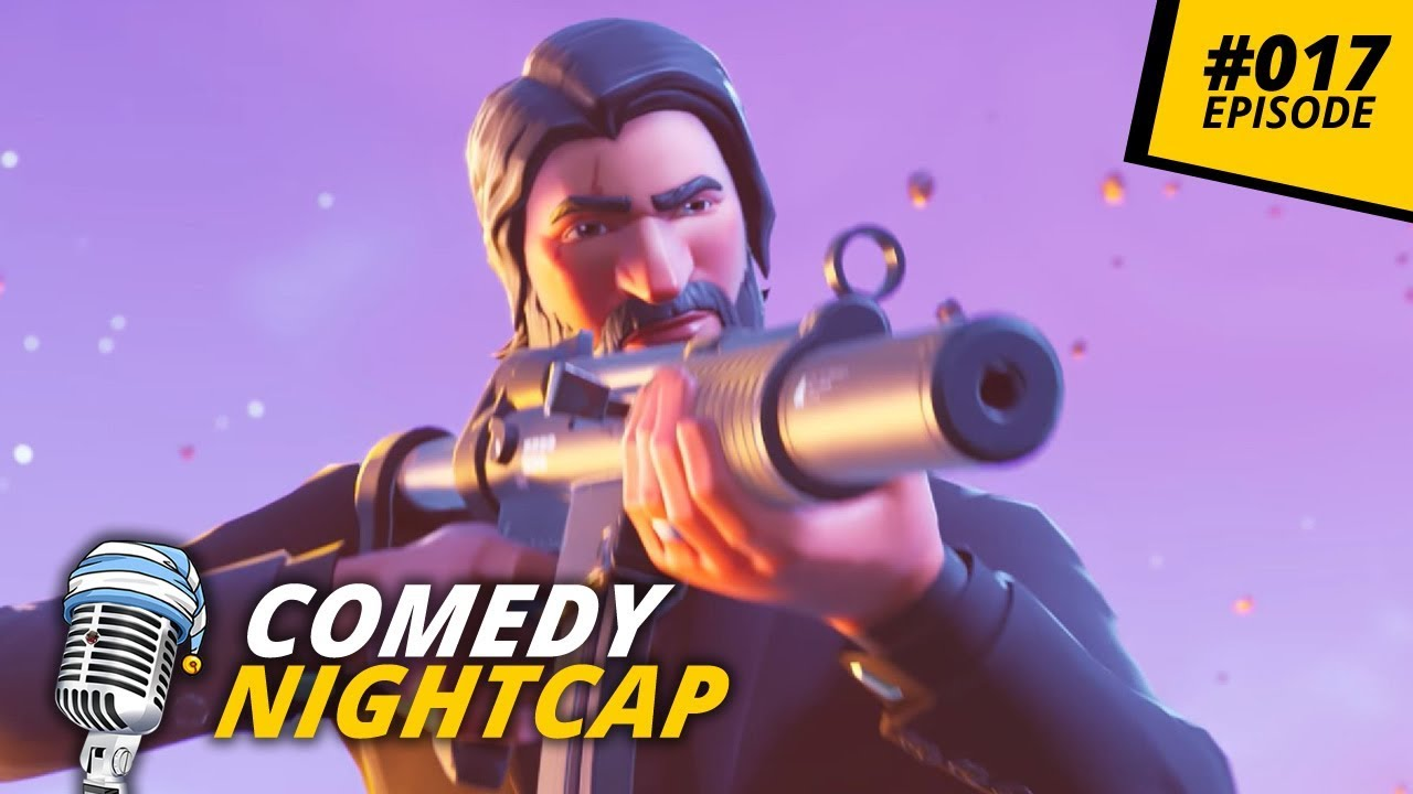 And1 Mixtapes, Warm Pepper & 50/50 | COMEDY NIGHTCAP #017