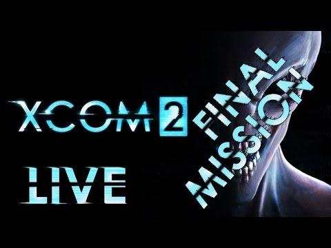 (ITA) XCOM2 LIVE (Legendary Difficulty/DLC/MOD) MISSIONE FINALE!